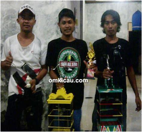 Teh Hijau Tong Ji pleci teroris dan kacer sianida tak terkalahkan di karpel bc tegal klub burung