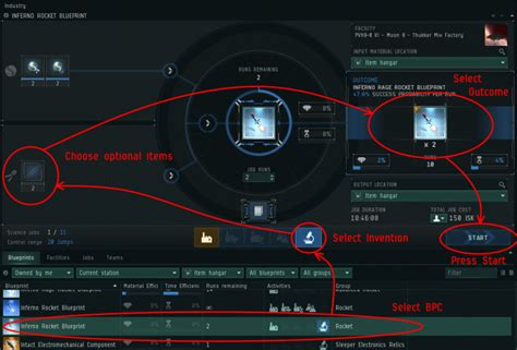 eve online invention tutorial how to materials material needed for invention writinggroup738 web fc2 com