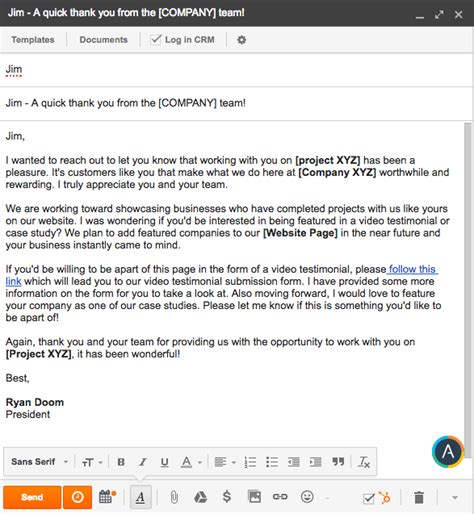 request email template 5 exles of testimonial request emails that work