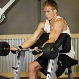 how to make a preacher curl bench preacher curl exercise guide and video