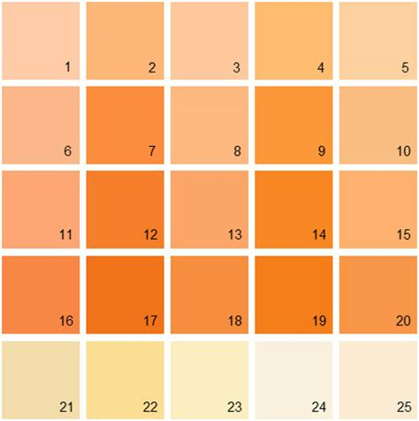 orange paint swatches peachy orange paint color slucasdesigns com