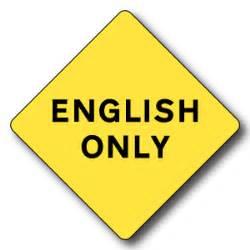 Talk Only don t speak thai in the classroom baan ajarn