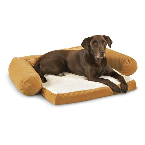 orthopedic pet bed orthopedic foam pet bed 138220 kennels beds at