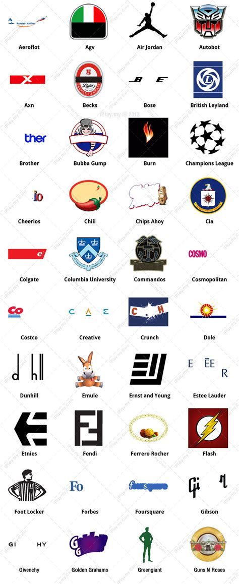 logo 400 level 12 search results for level 19 logo quiz answers calendar