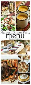 fall menu ideas for dinner 25 best ideas about fall dinner on
