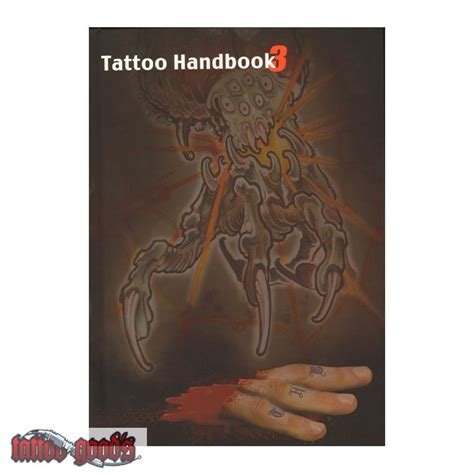 Tattoo Hand Book | tattoo handbook 3