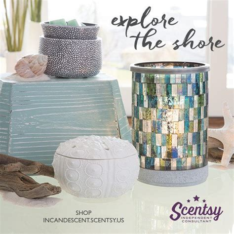 doodlebug warmer scentsy mosaic scentsy warmer sea urchin scentsy