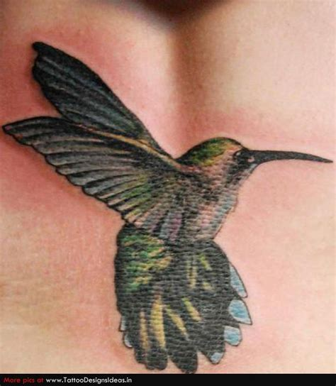 realistic hummingbird tattoos realistic hummingbird ink