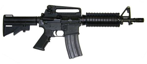 M4 Cabine by File M4a1 Carbine Jpg Wikimedia Commons