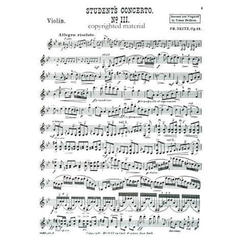 0014117541 piano concerto no g minor seitz fritz friedrich student s concerto no 3 in g