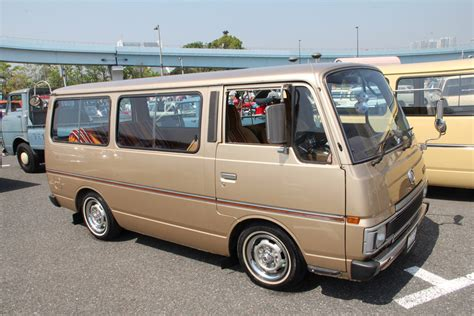 old nissan van nissan urvan i used to joke with my brother quot there is no
