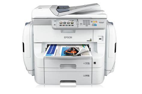 Printer Epson Plus Fotocopy epson workforce pro wf r8590 network multifunction color printer inkjet printers for work
