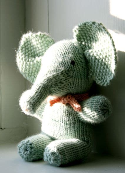 knitting patterns for elephants best 25 knitted gifts ideas on knit gifts