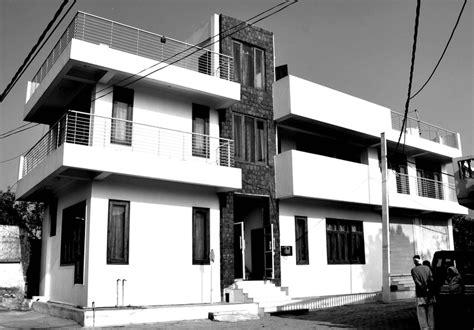 village house design in india hare krishna villa in village dhorka gurgaon india by horizon design studio pvt ltd