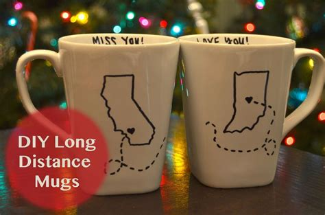 1000 ideas about long distance mugs on pinterest state