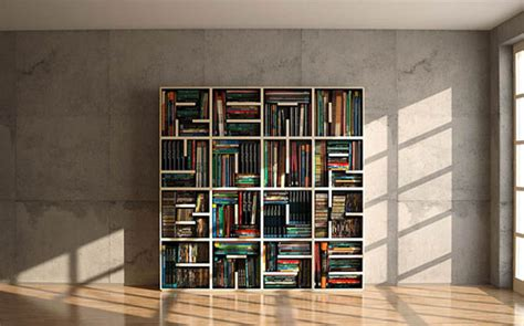bookshelf pixelpush design