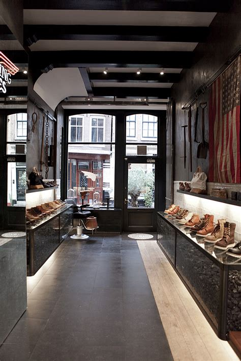 red wing shoes store amsterdam