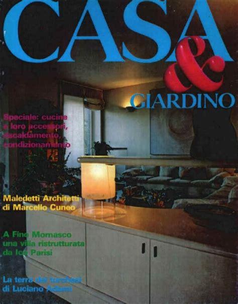 casa e giardino rivista articoli su riviste di arredamento