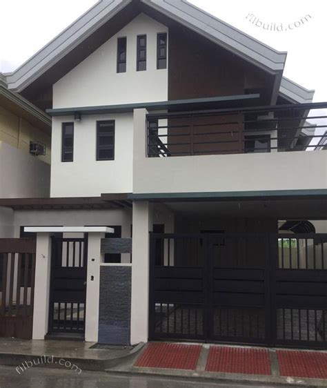 home design brand real estate pasig city brand new two 2 storey house for sale