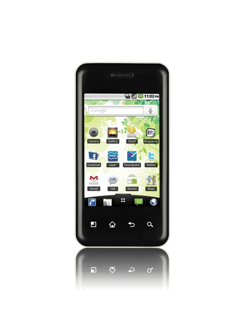 android lg lg announces optimus one optimus chic android phones