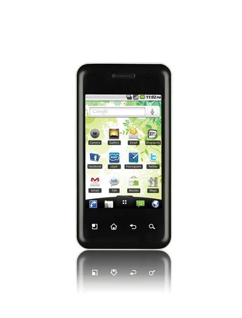 android lg lg announces optimus one optimus chic android phones