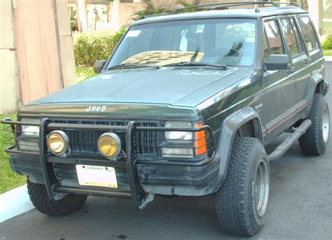 1996 Jeep Xj 1996 Jeep Xj Pictures Information And Specs