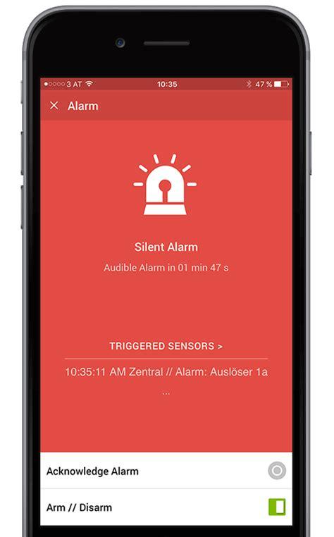 Alarm X One alarmanlage im smart home g 252 nstig realisieren loxone
