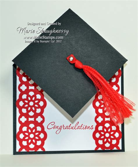 how to make a graduation cap card graduation cap fancy fold by card shark cards and paper