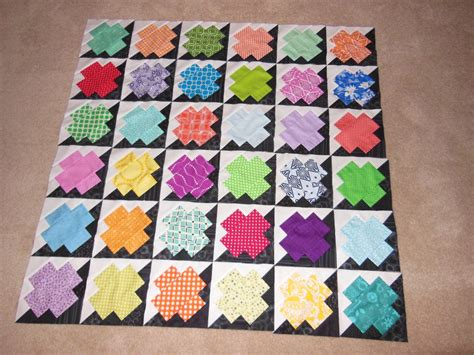 Scrap Quilt Patterns For Beginners by New Pattern Quot Jumping Jacks Quot Scrap Quilt Color