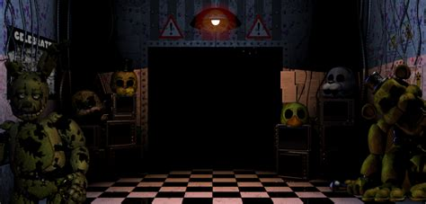 Purple Dining Rooms by Fnaf 1 Safe Room By Shaddow24 On Deviantart