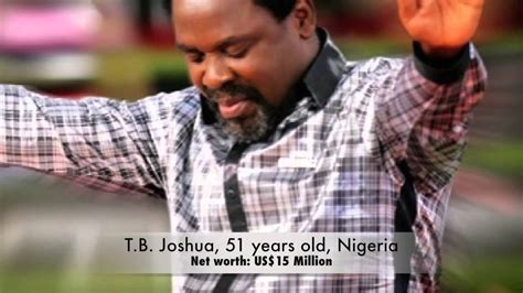 top 10 richest pastors in the world in 2018 with net worth ten richest pastors in the world