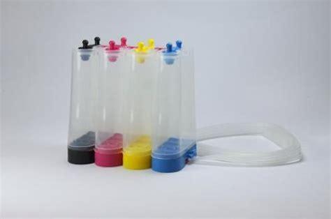Tabung Infus Canon 100ml jual tabung infus selang 4 warna epson canon toko tinta