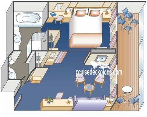 The Plaza Floor Plans by Royal Princess Iii Deck Plans Diagrams Pictures Video