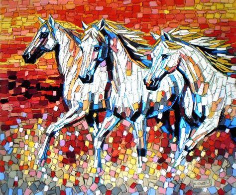 imagenes artisticas de pintores famosos cuadros modernos pinturas y dibujos im 225 genes de caballos