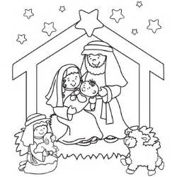 nativity coloring free christmas recipes coloring pages kids amp santa letters free