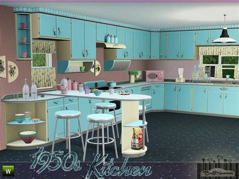 Home Creations Floor Plans by Buffsumm S 1950s Kitchen Part 1