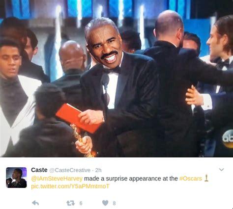 Oscars Memes - the internet never forgets steve harvey memes to re live