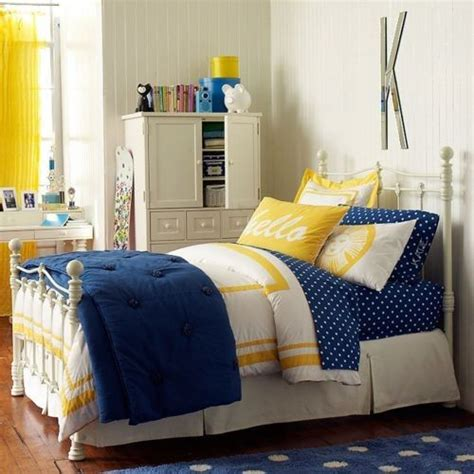 blue yellow bedroom best 10 blue yellow bedrooms ideas on pinterest