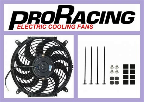 best electric radiator fans radiator fan electric fan performance car
