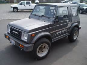 1987 Suzuki Samurai For Sale 1987 Suzuki Samurai Jx Soft Top Pictures Mods Upgrades