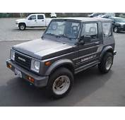Suzuki Samurai 87  Fondos De Pantalla