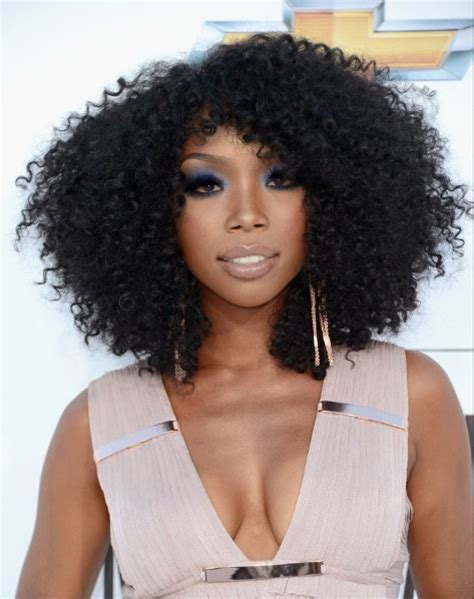 brandy old hair style photos brandy hairstyles curly hairstyles african american
