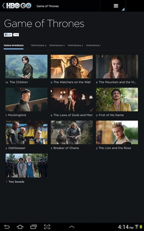 hbo go android tv hbo go and hbo go for android tv get big updates with ability to resume a series binge mode