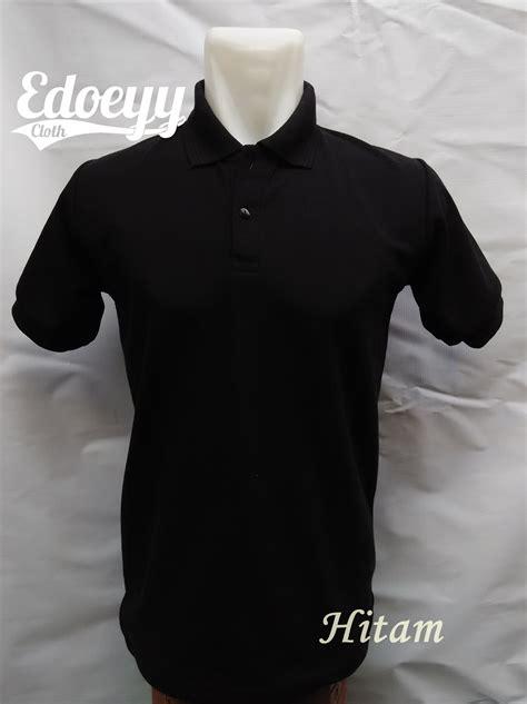 Kaos Polo Pria Kaos Cowok Kaos Polo Baju Polo Pria 5289 jual polo shirt hitam baju kaos kerah t shirt