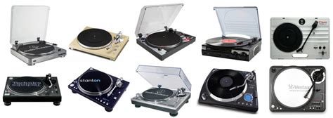 the top 10 best dj turntables for the money the wire realm