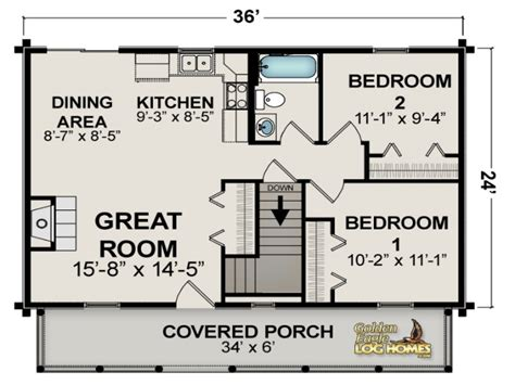 unique house floor plans small house plans under 1000 sq ft unique small house