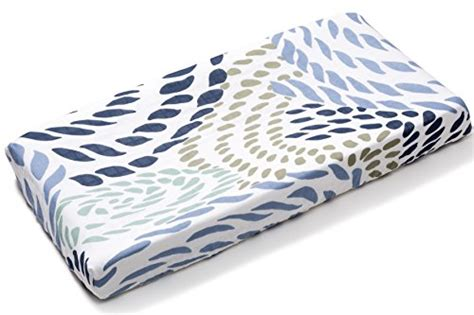 Changing Pad In Crib by B Rope Organic Changing Pad Cover And Crib Sheet Set