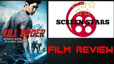 film action rating tertinggi 2017 kill order 2017 superhero martial arts action film