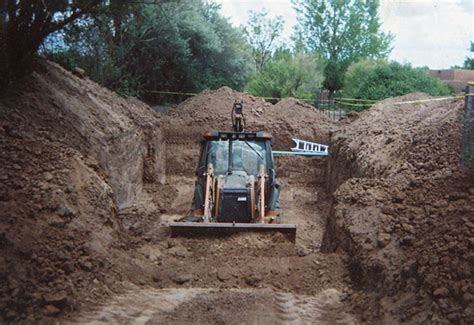 leach bed grande septic systems