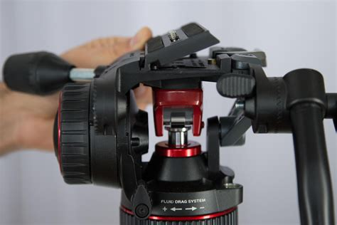 Manfrotto Nitrotech N8 manfrotto nitrotech n8 new compact tripod